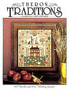Needles and Pins Wedding Sampler - Cross Stitch Pattern