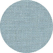 28 Count Touch of Blue Linen Fabric 9x13