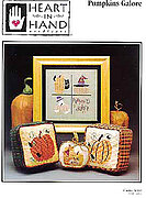 Pumpkins Galore - Cross Stitch Pattern