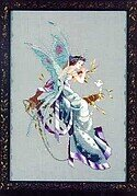 Midsummer Night's Fairy - Mirabilia Cross Stitch Pattern