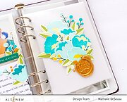 Floral Minimalism - Clear Stamp Set