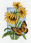 Tortoiseshell - Cross Stitch Kit