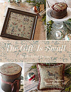 Gift is Small , The - Loose Feathers - Cross Stitch Pattern