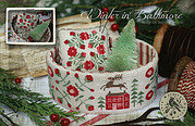 Winter in Baltimore - Cross Stitch Pattern