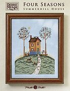 Summerhill House (Debbie Mumm) - Cross Stitch Pattern