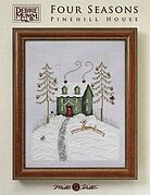 Pinehill House (Debbie Mumm) - Cross Stitch Pattern