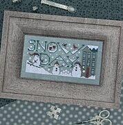 Snow Day - Cross Stitch Pattern