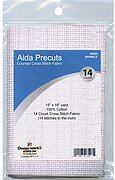 14 Count Sparkle Aida Fabric - 15 x 18 inches