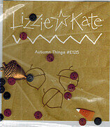 Autumn Things - Embellishment Pack