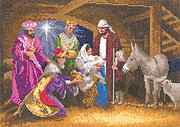 Nativity - Cross Stitch Pattern