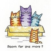 One More? Peter Underhill - Cross Stitch Pattern