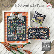 Carrots & Cottontails Farm - Farmhouse Chalk Series