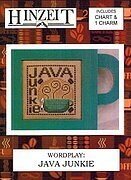 Java Junkie - Cross Stitch Pattern
