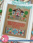 Quilters Cottage - Cross Stitch Pattern