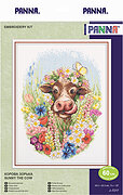 Sunny the Cow - Cross Stitch Kit