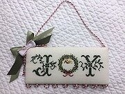 Be Joyful - Cross Stitch Pattern