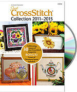 Just Cross Stitch 2011-2015 Collection DVD