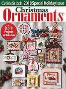 Just Cross Stitch 2018 Christmas Ornaments Magazine