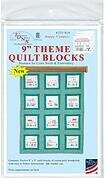 "Happy Campers 9"" Quilt Blocks - Embroidery Kit"