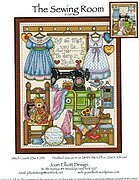 Sewing Room, The - Cross Stitch Pattern