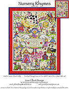 Nursery Rhymes - Cross Stitch Pattern