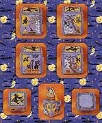 Witching Hour Cube - Cross Stitch Pattern
