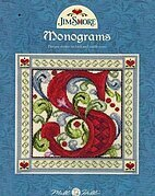 Monograms (Jim Shore) - Cross Stitch Pattern