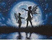 Twilight Silhouette - Cross Stitch Kit