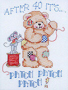Patch Patch Patch - Cross Stitch Pattern