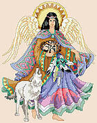 Angel of the Southwest - Cross Stitch Pattern