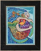 Ocean Song - Cross Stitch Kit