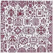 Mouline Rouge - Cross Stitch Pattern