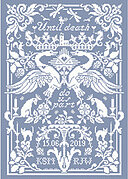 Forevermore - Cross Stitch Pattern