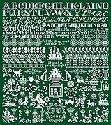 Bristol Fashion - Cross Stitch Pattern