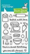 Baked With Love - Clear Stamp
