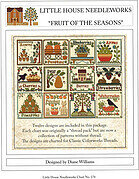 Fruit of the Seasons - Cross Stitch Pattern