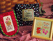 Summer Crazy - Cross Stitch Pattern