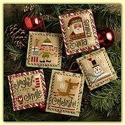 Tiny Tidings XIX - Cross Stitch Pattern