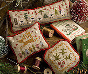 Flora Mcsample's 2016 Treats - Cross Stitch Pattern