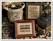 Coffee Time - Cross Stitch Pattern