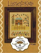4 Seasons Flip-It Autumn  - Cross Stitch Pattern
