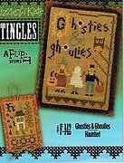 Tingles - Ghosties & Ghoulies/Haunted - Cross Stitch Pattern