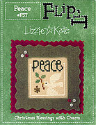 Peace - 12 Blessings of Christmas - Cross Stitch Pattern