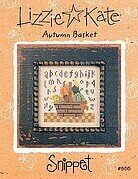 Autumn Basket - Cross Stitch Pattern