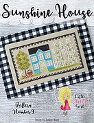 Sunshine House - Summer Cross Stitch Pattern