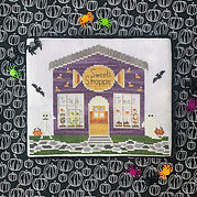 Sweets Shoppe - Spooky Hollow 7 - Cross Stitch Pattern