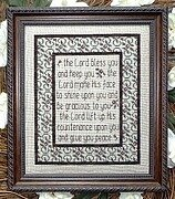 The Lord Bless You - Cross Stitch Pattern