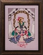 Alice - Cross Stitch Pattern