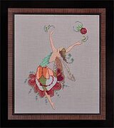 Lyrical - Cross Stitch Pattern