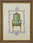 Queen Anne - Cross Stitch Pattern